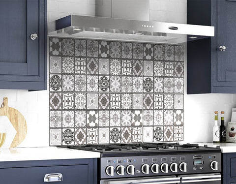 Wall Tile Stickers | Kitchen tile stickers | Italian tiles stickers