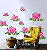Customize Lotus Stencil Design