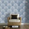 Beautiful modern wall painting stencil, Large and reusable wall pattern stencil, MWS-15