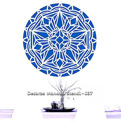 Decorze Stencils for Wall Painting | Wall art | DIY |Do it yourself|