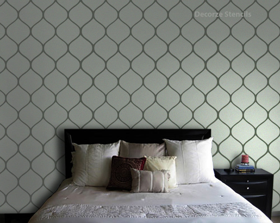 Bedroom Suites Online Painting online shopping india - shop online for wall stencils, wall