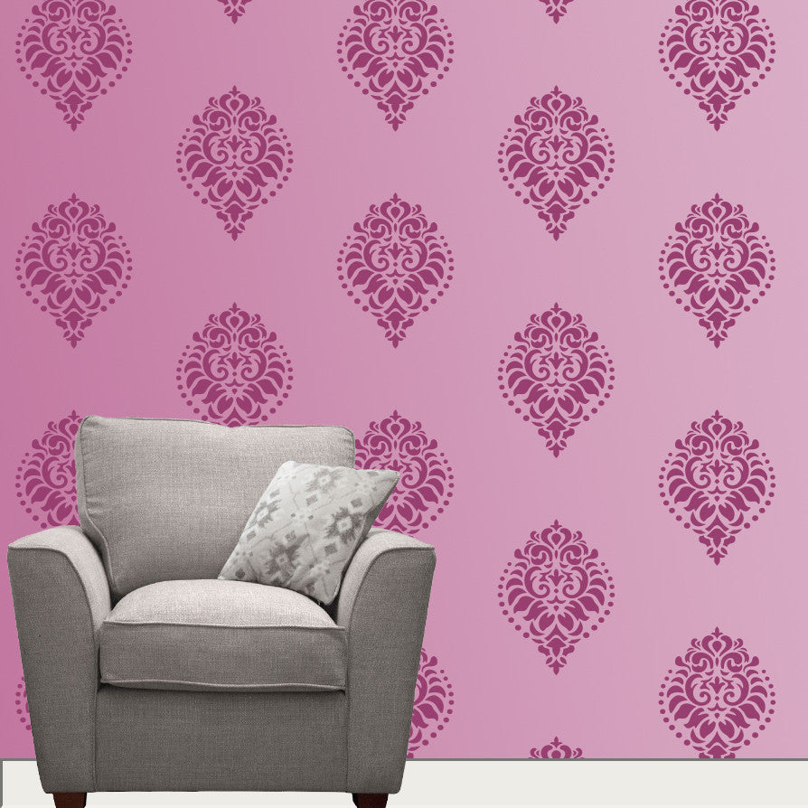 Wall stencils india images home wall decoration ideas online shopping india shop online for wall stencils wall indian paisleymotif stencil mws 30 amipublicfo images amipublicfo Image collections