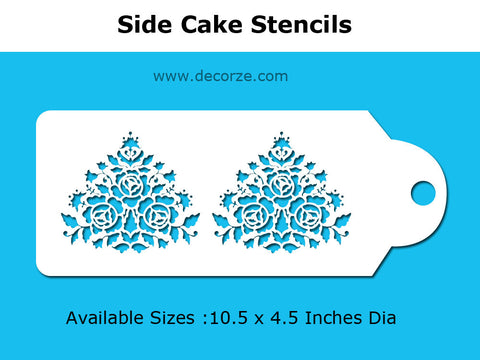 Cake stencils delivery in Bangalore, CDS- 22