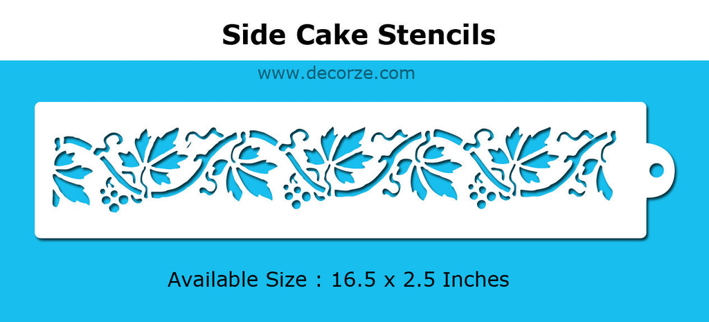 High quality festival cake decorating designs, CDS- 01 - Decorze