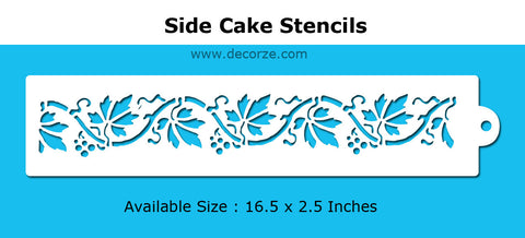 High quality festival cake decorating designs, CDS- 01
