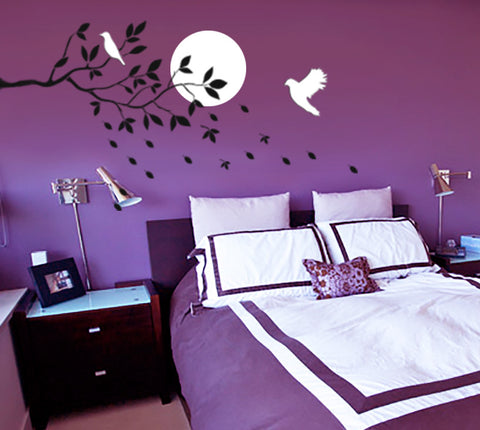 Online Shopping India Shop Online For Wall Stencils Wall - Bedroom wall stencils design