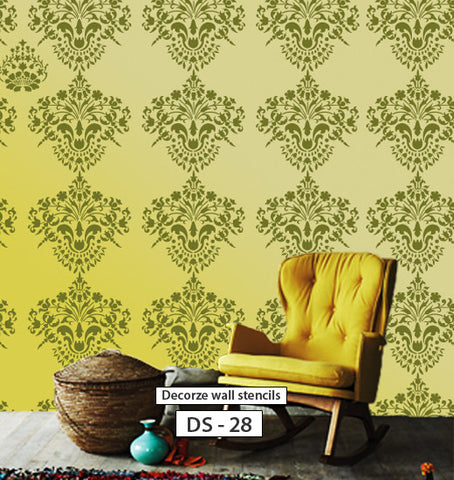 Wall painting design for home , DS-28