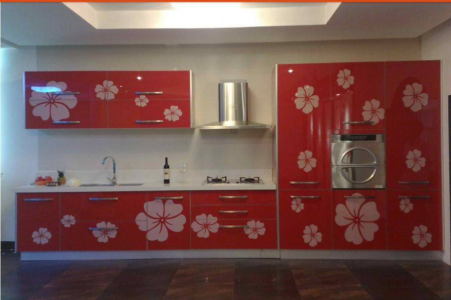 Customize Flower Stencils - Decorze