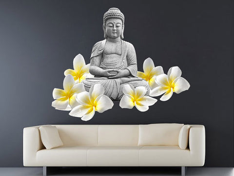 Buddha Stencil For DIY ART customize design