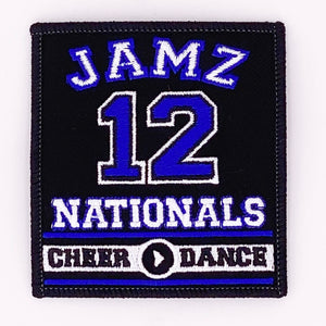 Nationals Patch 2012