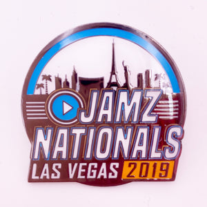Nationals Trading Pin 2019
