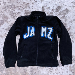 Vintage Applique Nationals Zip Up Fleece