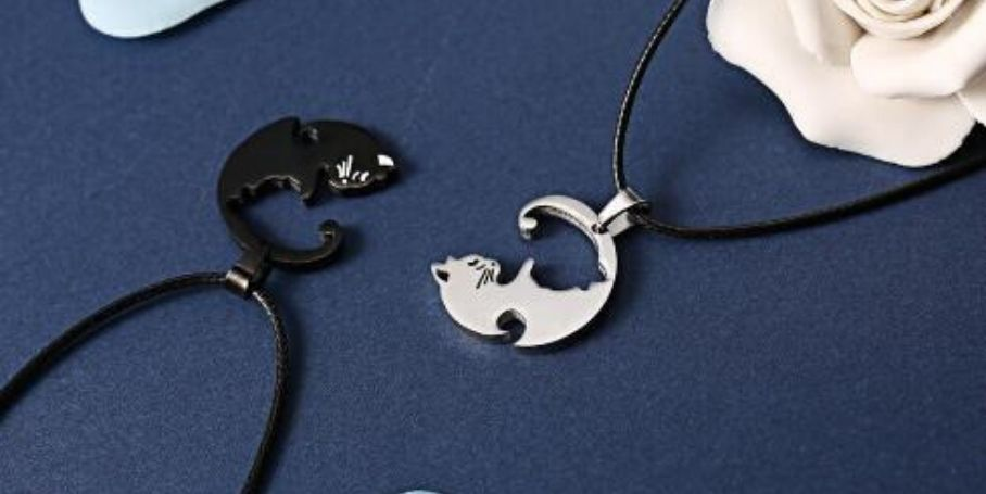 Top 5 Cat Necklace