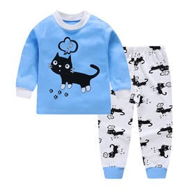 Thinking Cat Pajamas