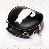 Fur Ball </br> Cat Purse
