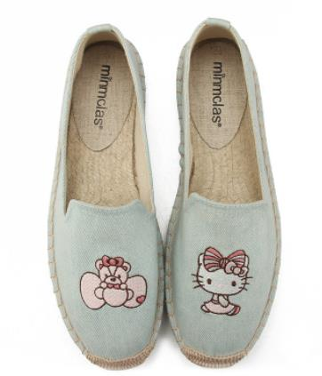 Hello Kitty Shoes - Fashion Cat Design