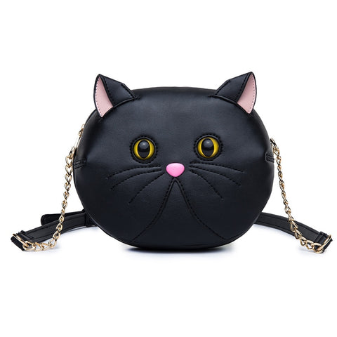Grumpy </br> Cat Purse - Fashion Cat Design