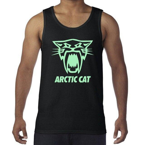 Arctic Cat Tank Top - Fashion Cat Design