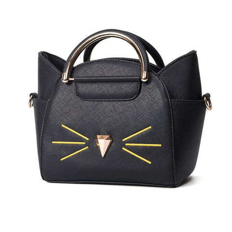 Classy </br> Cat Purse - Fashion Cat Design