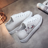 Cute Cat Sneakers - Fashion Cat Design