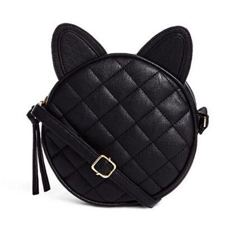 Black </br> Cat Purse - Fashion Cat Design
