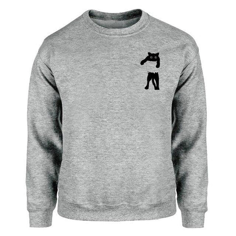 Pocket Cat Sweatshirt