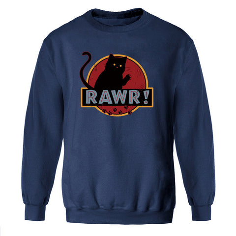 Rawr Cat Sweatshirt