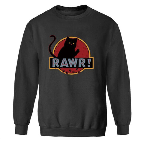 Rawr </br> Cat Sweatshirt