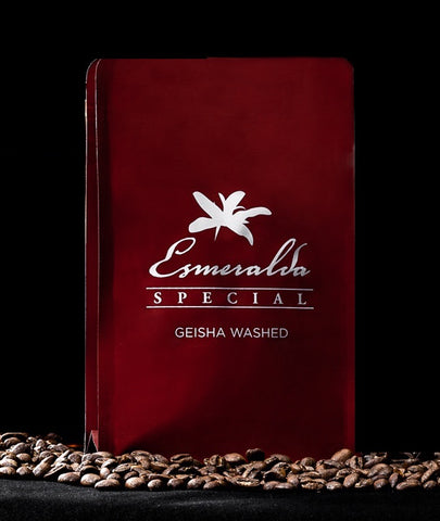 Roasted Esmeralda Geisha Microlot Assortment (2 bags)