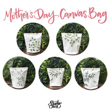 Load image into Gallery viewer, Mother's Day Canvas Bag