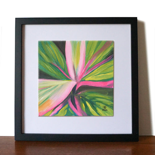 Series 4 : Leaves | Cordyline - Studio Seck