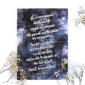 A3 Print | I Am Convinced - Studio Seck