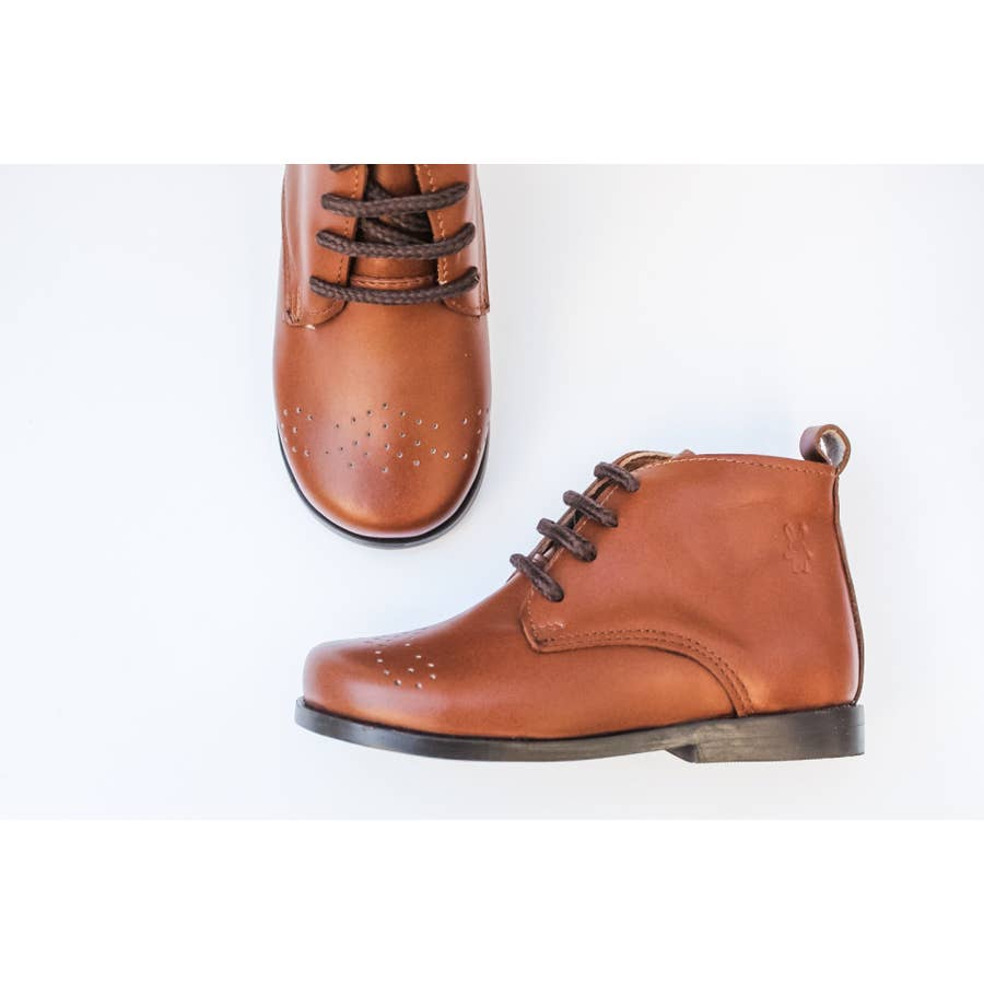 Bark Boot in Brown