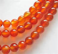 Chakra Stone Meanings Part Two - Carnelian