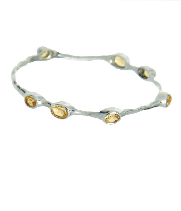 Citrine Bracelet for Third Chakra