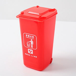 Mini Desk Waste Bins