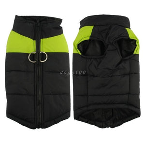 Waterproof Pet Vest For Small To Large Dogs