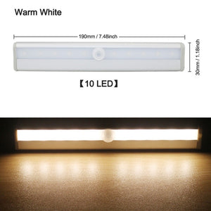 LED Motion Sensing Premium Illumination