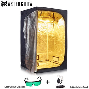 Master-Grow Led Grow Light Indoor Hydroponics Grow Tent