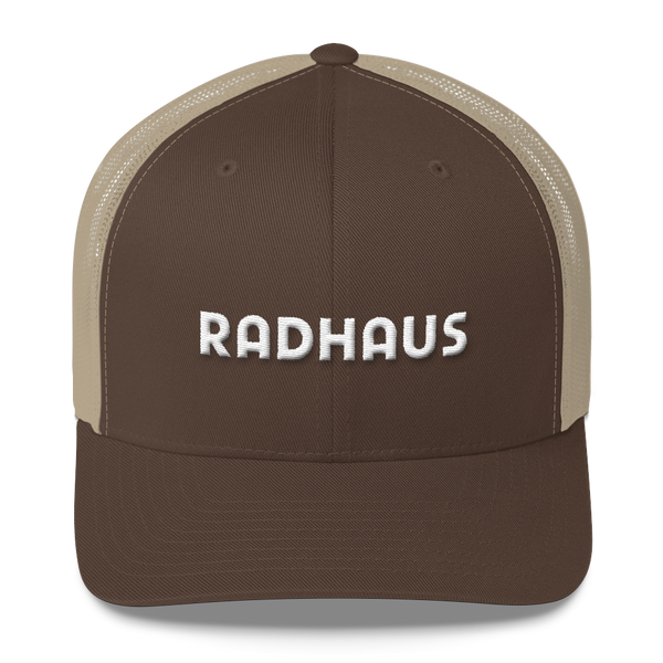 Radhaus Trucker Hat