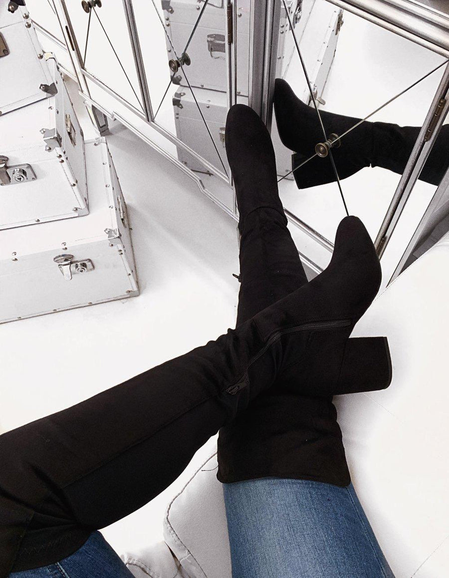 Adina Over The Knee Boots