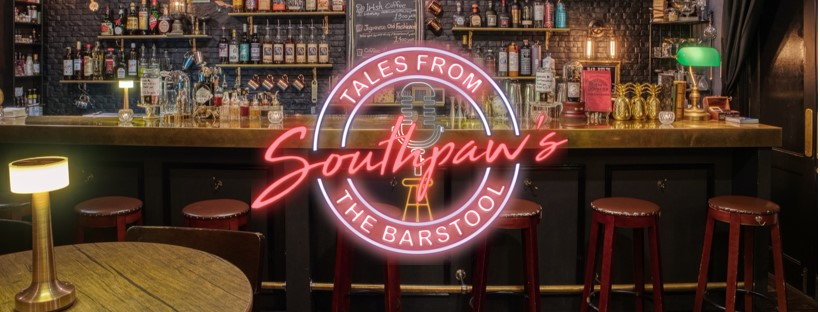 Welcome to Southpaw's Tales from the Barstool