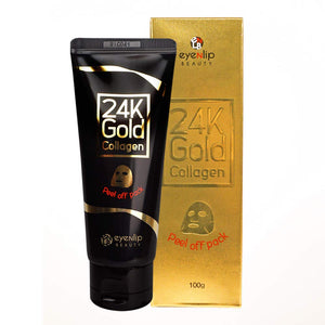 24K GOLD COLLAGEN PEEL OFF PACK / MASCARILLA PEEL OFF DE COLÁGENO