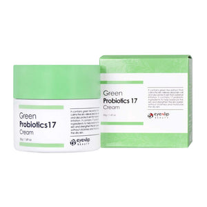 GREEN PROBIOTICS 17 CREAM  / CREMA CON PROBIOTICOS
