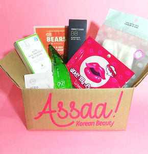 ASSAA CAJA K-BEAUTY SORPRESA