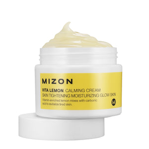 VITA LEMON CALMING CREAM / CREMA FACIAL CALMANTE Y REVITALIZANTE