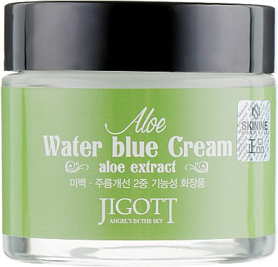 ALOE WATER BLUE CREAM / CREMA CALMANTE