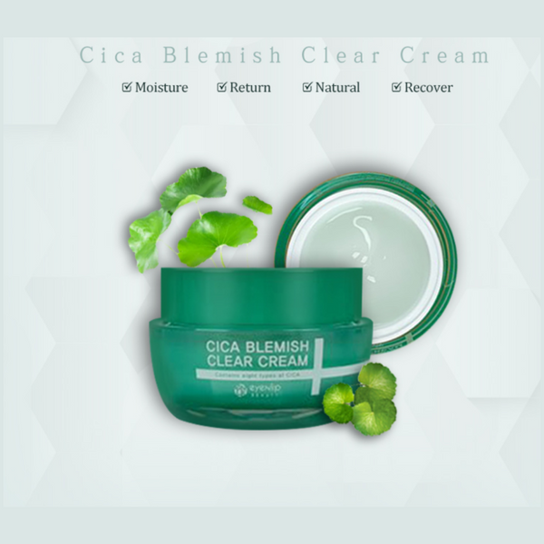 CICA BLEMISH CLEAR CREAM / CREMA ANTI IMPERFECCIONES
