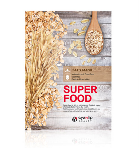 SUPER FOOD OATS MASK /MASCARILLA DE AVENA HIDRATANTE