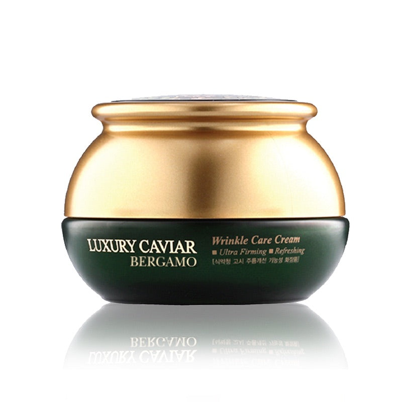 LUXURY CAVIAR WRINKLE CARE / CREMA ANTIARRUGAS DE CAVIAR
